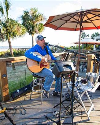 Live Entertainment at Coast