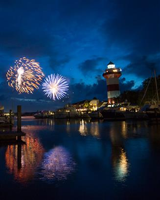 Harbour Town Fireworks