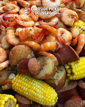 Lowcountry Boil Night