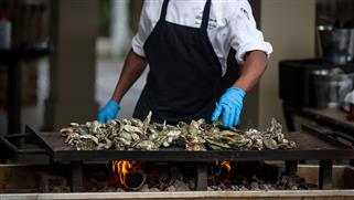 Oyster Roast at Coast, Oceanfront Dining