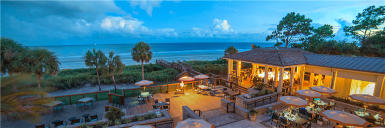 Restaurants Dining At The Sea Pines Resort Hilton Head Island Sc