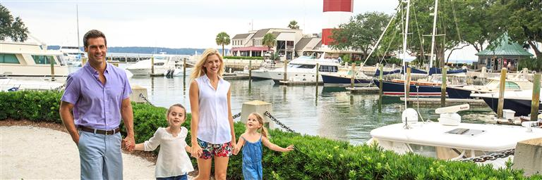 Harbour Town Vacation Special at The Sea Pines Resort on Hilton Head Island, SC