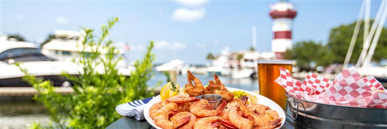 Hilton Head Island Shrimp Festival at The Sea Pines Resort
