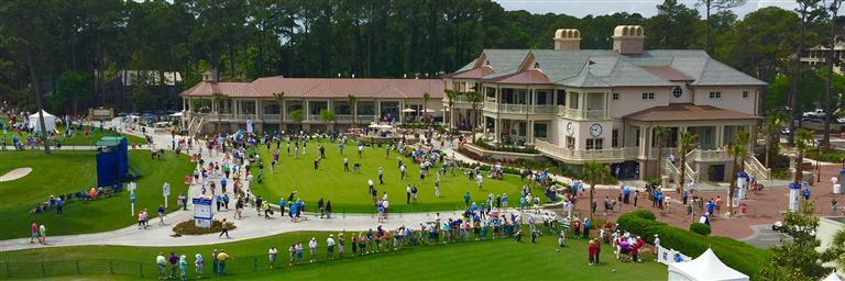 RBC Heritage Behind the Scenes Gallery