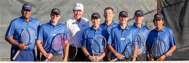 The Sea Pines Resort Tennis Instructors
