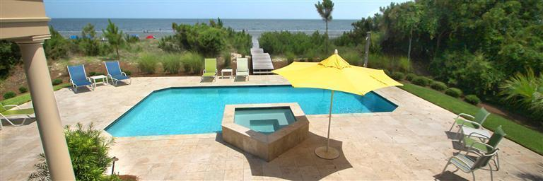 Five Bedroom Vacation Home Rentals at The Sea Pines Resort, Hilton Head Island, SC
