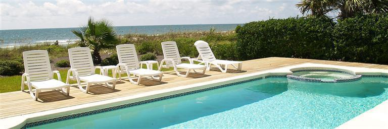 Four Bedroom Vacation Home Rentals at The Sea Pines Resort, Hilton Head Island, SC