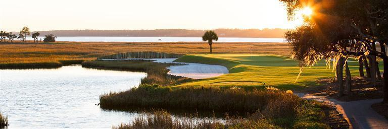 Hilton Head Golf Courses at The Sea Pines Resort
