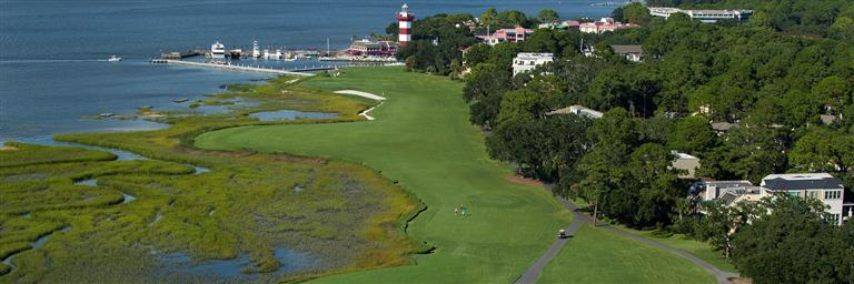 Golf Condo & Villa Rentals at The Sea Pines Resort on Hilton Head Island, SC