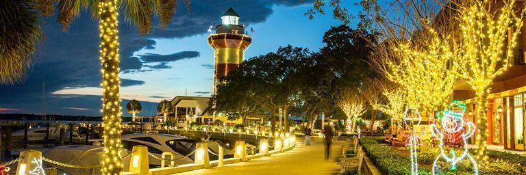Harbour Town, The Sea Pines Resort, Hilton Head Island, SC