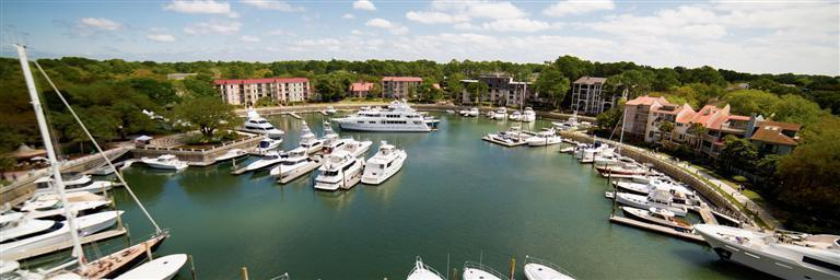Harbour Town Yacht Basin, The Sea Pines Resort, Hilton Head Island, SC