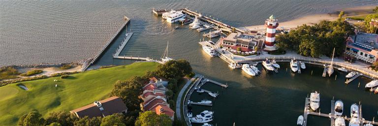 Directions to Harbour Town yacht Basin