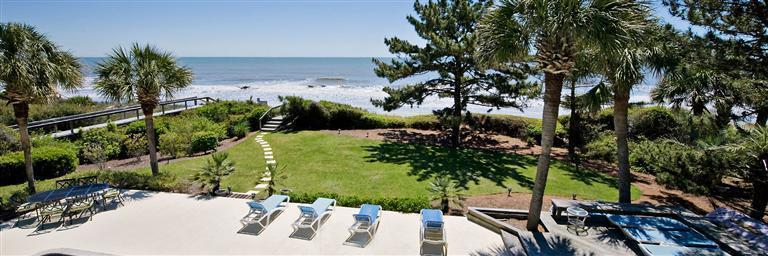 Six+ Bedroom Vacation Home Rentals at The Sea Pines Resort, Hilton Head Island, SC