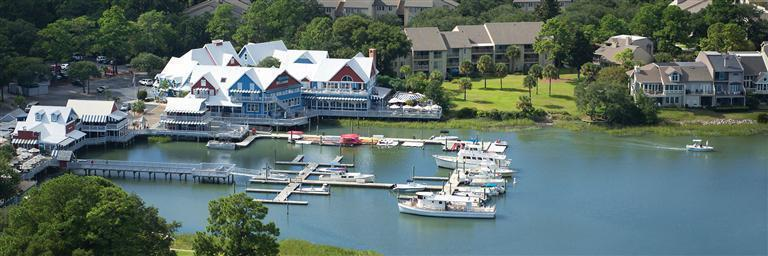 South Beach Vacation Rentals at The Sea Pines Resort on Hilton Head Island, SC