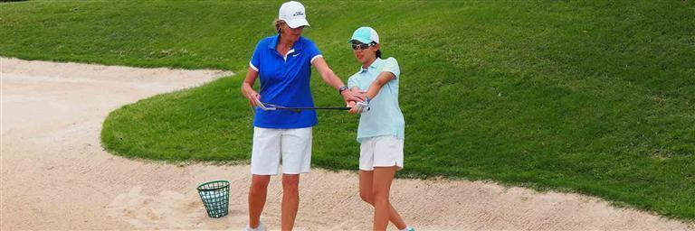 Women only three-day golf school