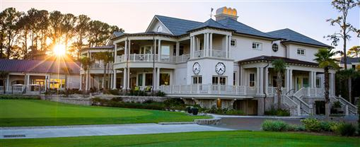 Harbour Town Clubhouse At The Sea Pines Resort