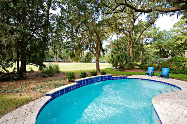16 spanish moss vacation rental home the sea pines resort hilton head island sc for What is swimming pool in spanish