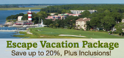 Hilton Head Island Vacation Specials