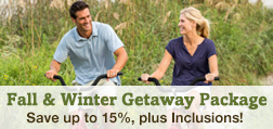 Hilton Head Vacation Specials - Fall and Winter Getaways