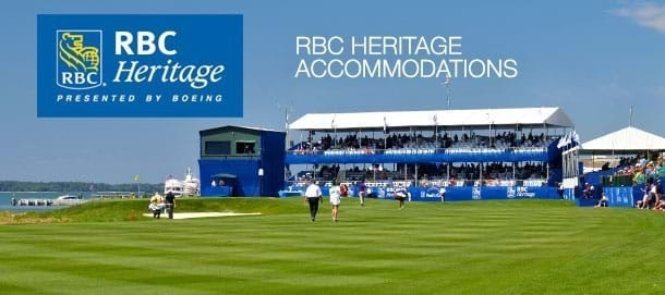RBC Heritage Acccommodations