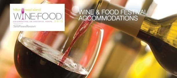 Hilton Head Island Wine and Food Festival Package