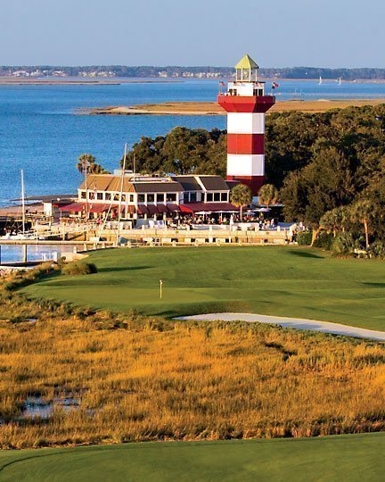 Habour Town Golf Links - PGA TOUR golf course