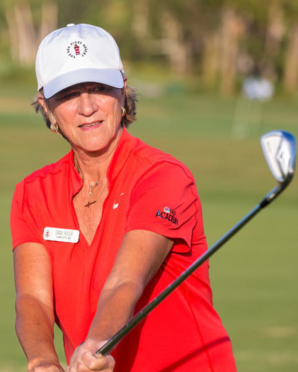 Dana Rader - LPGA Hall of Fame Trainer