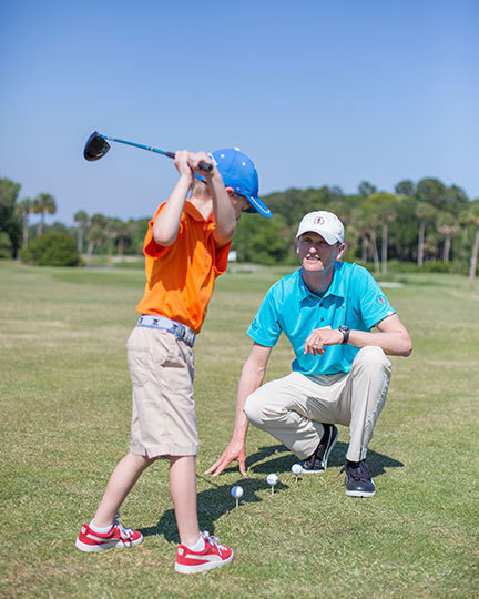 Parent Child Golf School