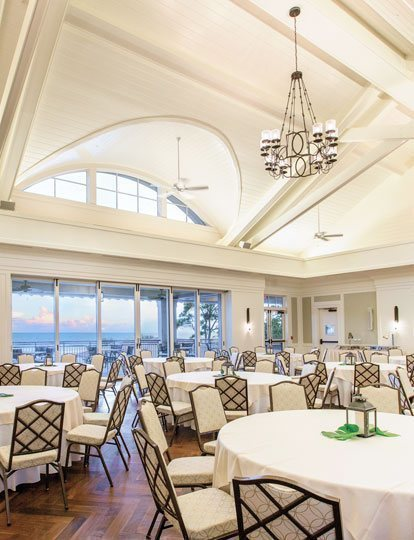 Atlantic Room at The Sea Pines Beach Club