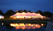 18th Lawn Reception Tent